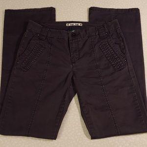 Anthropologie Hei Hei Boot Cut Pants